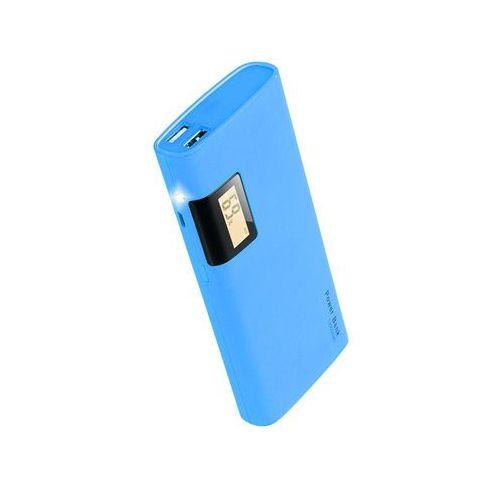 Mobile battery 13000 mah niebieski marki Tracer