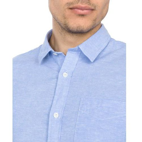 Jack & jones  summer shirt niebieski l