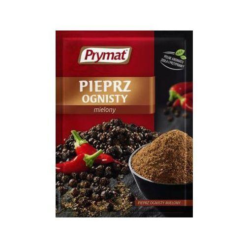Pieprz czarny ognisty mielony 20 g  marki Prymat