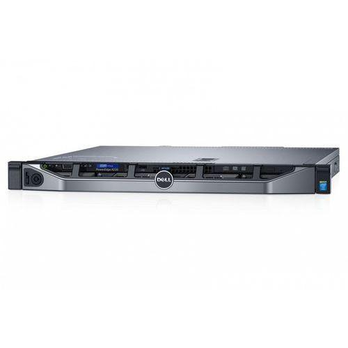 Dell r230 e3-1230v6 8gb 2x1 tb h330 dvdrw 3y (5902002063326)