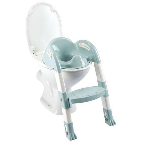 Thermobaby nakładka na sedes ze stopniem wc kiddyloo zielona