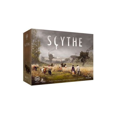 Scythe. gra planszowa marki Phalanx games polska