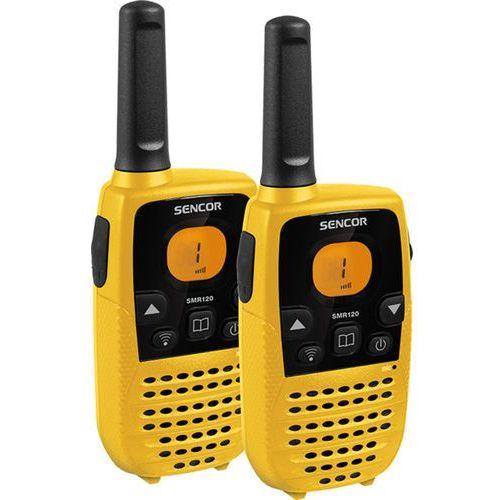 Sencor Krótkofalówka walkie talkie smr 120 + darmowy transport! (8590669097265)