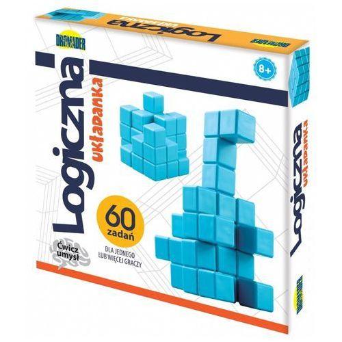 Dromader Logiczna układanka kostka (5900360008881)