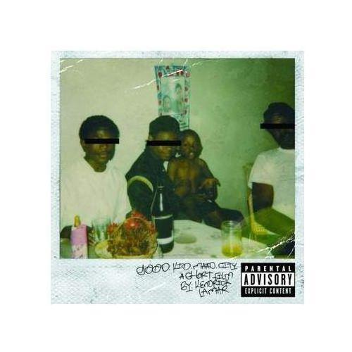 Lamar kendrick - good kid, m.a.a.d city [remixes] marki Universal music