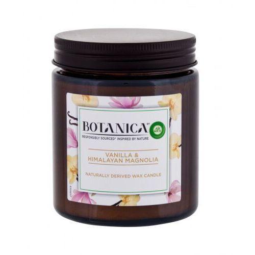 Air Wick Botanica Vanilla & Himalayan Magnolia świeczka zapachowa 205 g unisex