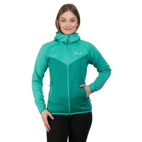 BLUZA PUEZ 3 PL FULL ZIP HOODY WOMEN
