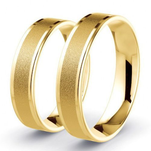 Obrączki Ślubne GoldenDreams GD1-5 (komplet) - produkt z kategorii- Obrączki ślubne