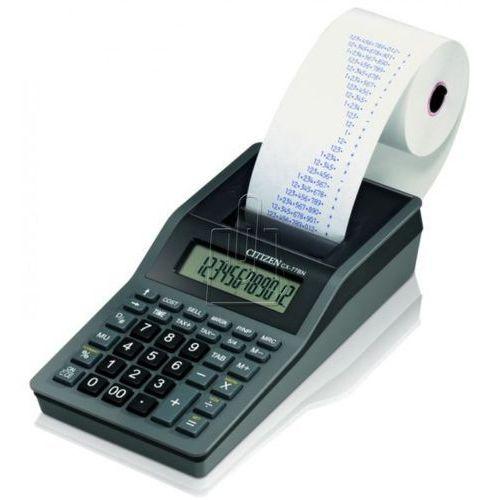 Citizen Kalkulator z drukarka cit cx-77bn wb