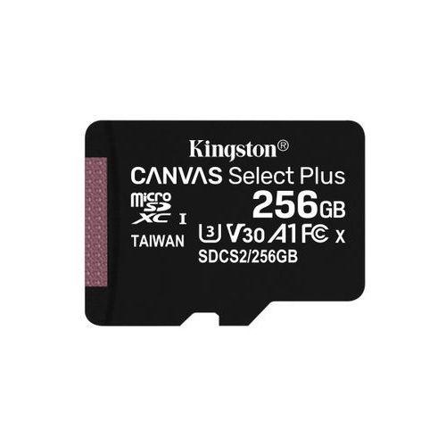 KINGSTON MicroSDXC 256GB 100MB/s SDCS2/256GB