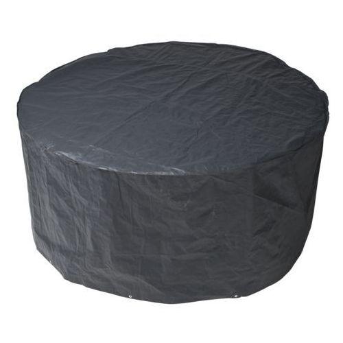 Pokrowiec na złożone krzesła 110 x 68 cm PE ciemnoszary, produkt