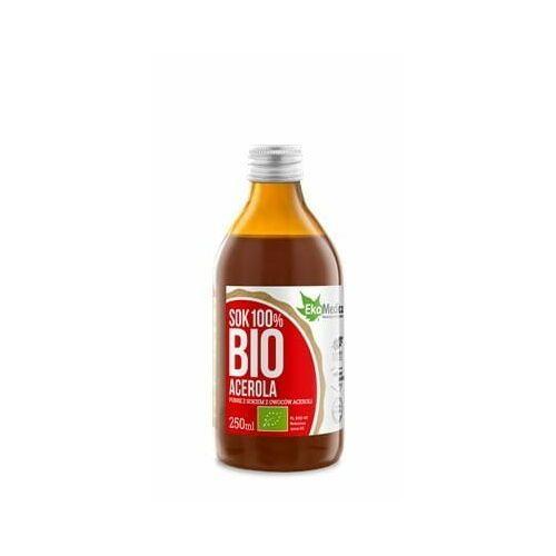 Acerola sok bio 250 ml marki Ekamedica