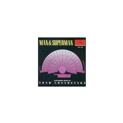 Man & Superman z kategorii pozostała muzyka