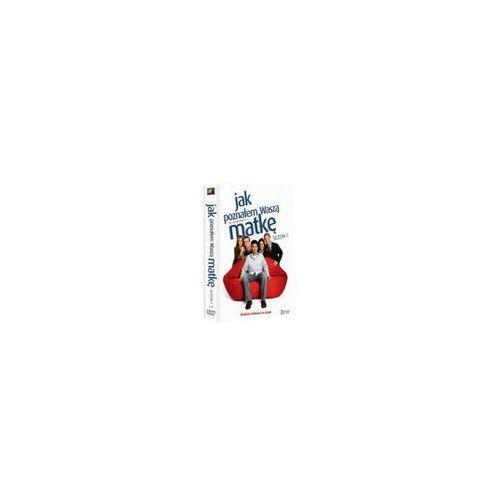 Jak Poznałem Waszą Matkę sezon 1 (DVD) - Pamela Fryman, Rob Greenberg