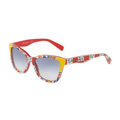 Dolce & gabbana Okulary słoneczne dg4237 kids 312819