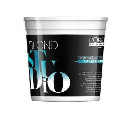 Loreal Blond Studio Multi-Techniques Powder | Puder dekoloryzujący 500g (3474636394937)