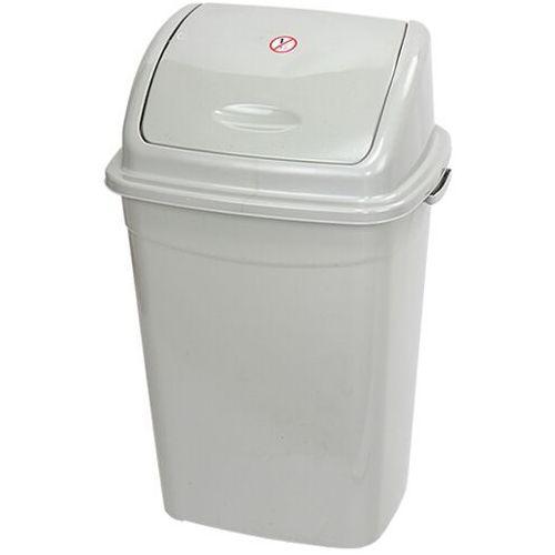 Planet Kosz na śmieci 16 l z uchylną pokrywą kosz na odpadki