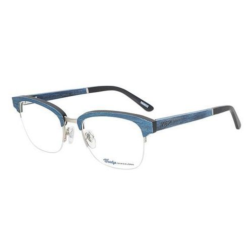 Okulary korekcyjne psycho 01 marki Woodys barcelona