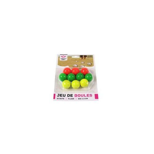 Boule (akcesoria) - świnki 10 szt. kolorowe (blister) (hg) - poznań, hiperszybka wysyłka od 5,99zł! marki Hot games
