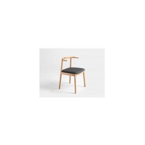 Customform Krzesło drewniane kubrik- naturalny