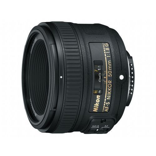 Nikon AF-S 50 mm f/1.8G - produkt w magazynie - szybka wysyłka! (4960759026309)