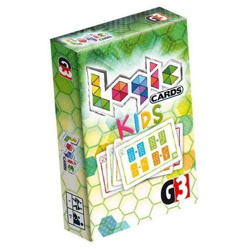 logic cards kids marki G3