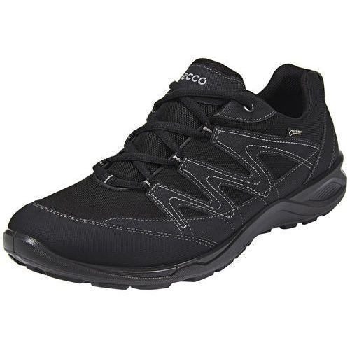 terracruise lt buty mężczyźni czarny 44 2018 buty codzienne, Ecco