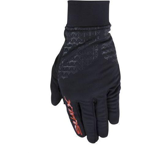 Swix rękawice męskie NaosX, czarne, 9/L (7045952033846)