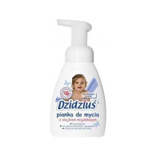Ostrzeszów Pianka do mycia dzidziuś z olejkiem migdałowym hipoalergiczna 275 ml (5900133008315)