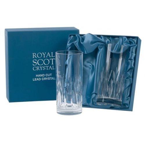 szklanki sapphire do longdrinka 440ml 2szt. marki Royal scot crystal