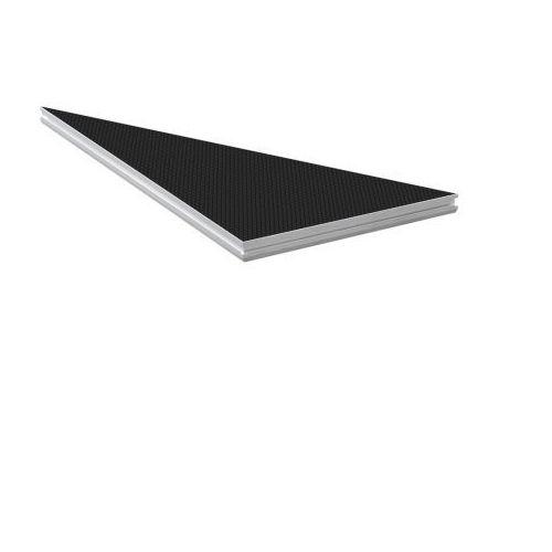 DuraTruss DT DS-PS-200x100-TRI-R-MKII trójkątny prawy podest sceniczny 2m x 1m