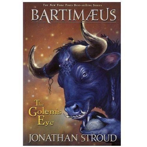 Bartimaeus - The Golem's Eye. Bartimäus, Das Auge des Golem, englische Ausgabe