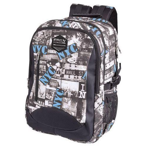 Easy, plecak szkolno-sportowy, nyc marki Easy stationery
