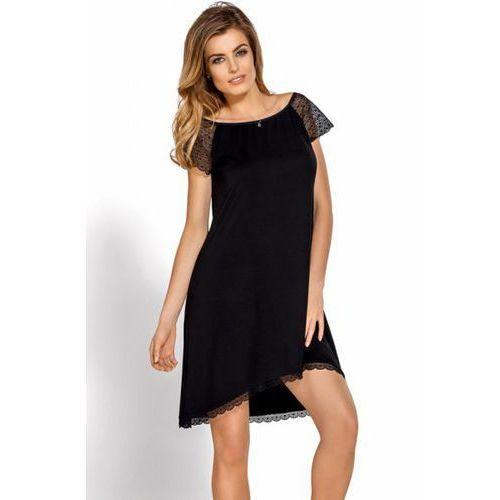 Koszula nocna model sabrina black, Nipplex