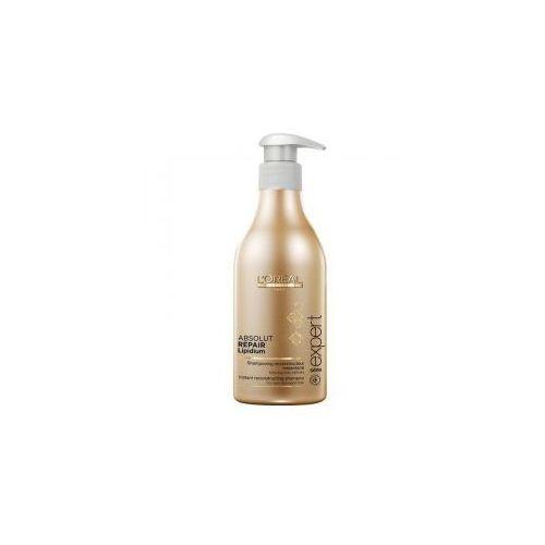 Loreal professionnel Loreal absolut repair lipidium, szampon regenerujący włosy uwrażliwione, 500ml