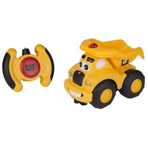 samochód zabawkowy zdalnie sterowany haulin' harry, 80461 marki Caterpillar