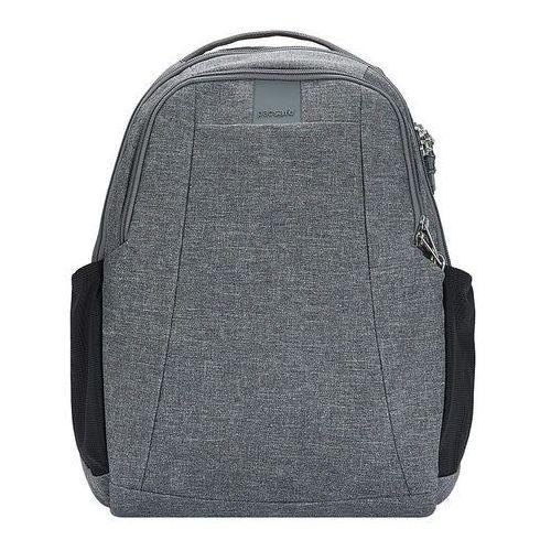 "Pacsafe Metrosafe LS350 plecak miejski na laptop 13"" / szary - Dark Tweed"