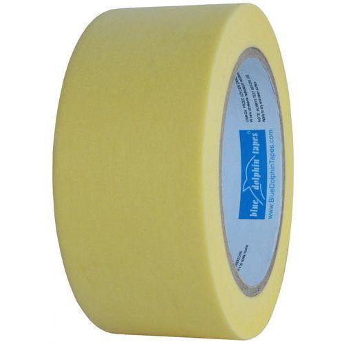 Xl - tape Taśma maskująca mt-st (y) 48mmx50m papierowa żółta bluedolphin (5907758519875)