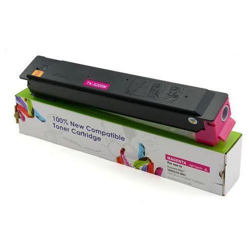 Cartridge web Toner cw-k5205mn magenta do drukarek kyocera (zamiennik kyocera tk-5205m) [12k]