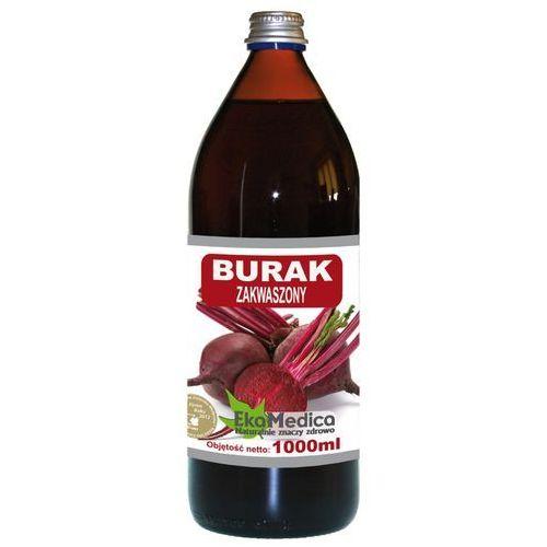 Burak - Sok z bulw buraków (1 l) EkaMedica, EkaMedica