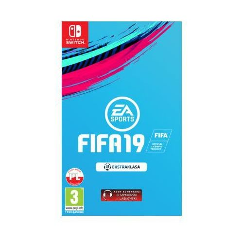 FIFA 19 NSwitch (5030940122345)