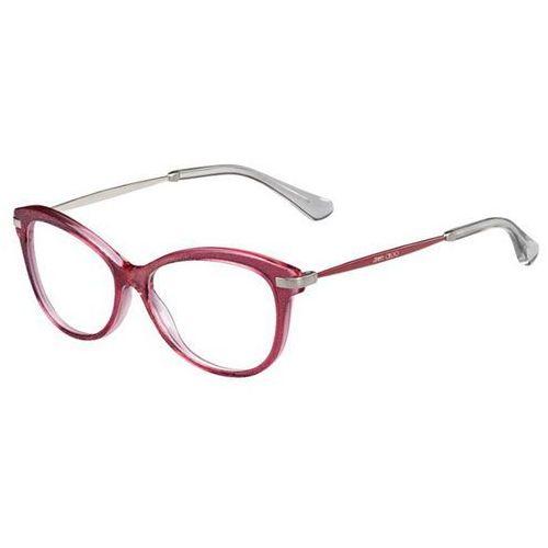 Okulary korekcyjne 95 vqx marki Jimmy choo