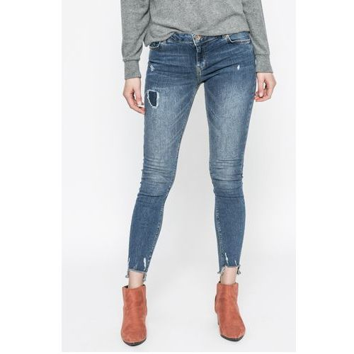 Review - Jeansy Minnie Skinny, jeansy