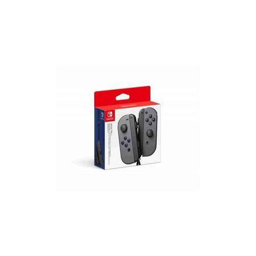 Gamepad  joy-con pair (nsp070) szary marki Nintendo