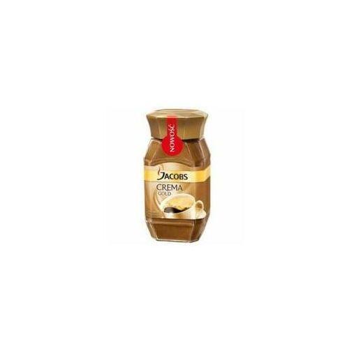 Kawa rozpuszczalna JACOBS crema Gold 200g