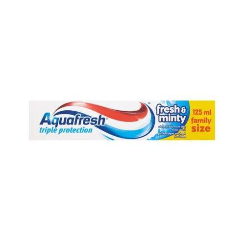 125ml triple protection fresh & minty pasta do zębów marki Aquafresh