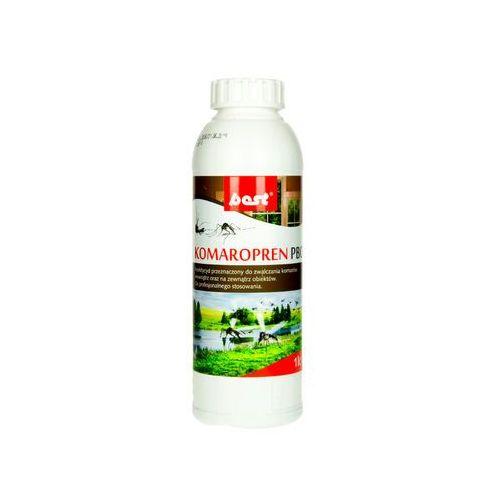 Komaropren PBO 1l. Oprysk na komary w ogrodzie