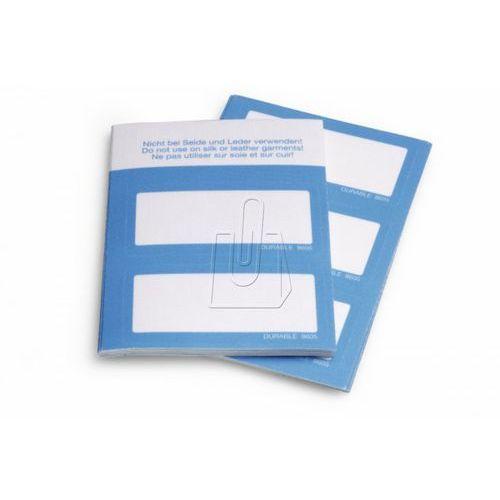 Durable Identyfikator  tekstylny samoprzylepny 30 x 60mm 50 szt. 8605-06 (4005546812069)