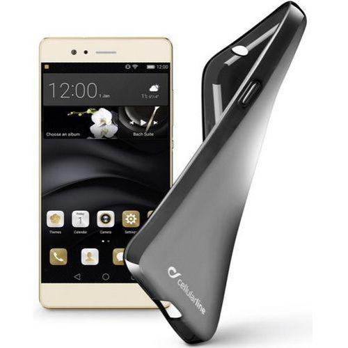 Etui CELLULAR LINE Shape do Huawei P9 Lite Czarny, kolor czarny