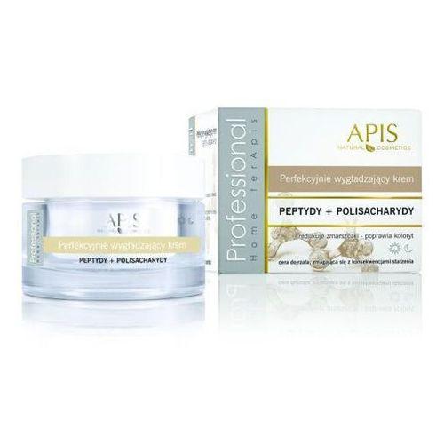 APIS Home terApis Perfekcyjnie wygładzający krem z peptydami i polisacharydami 50 ml